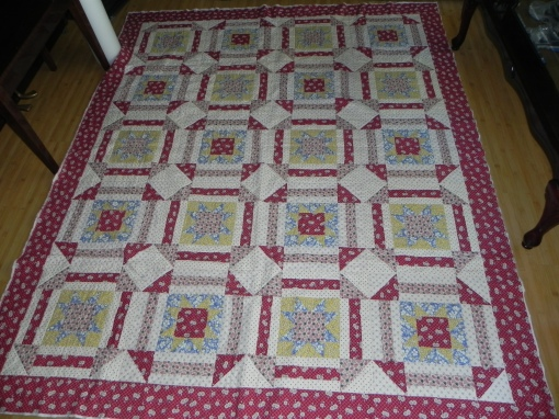 Kayla's Thirties Quilt