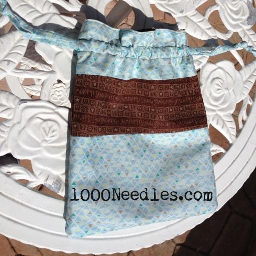1st Drawstring Bag