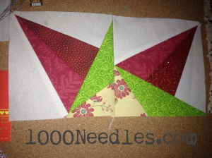 Lucky Star BOM Jan. 2013 Unfinished