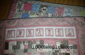 Ammabel's quilt
