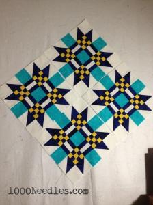 Design Wall Monday November 25, 2013