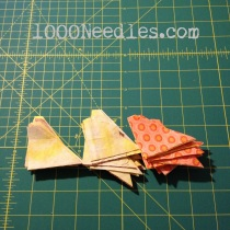 Celtic Solstice - Step 3 Triangles 12/15/13