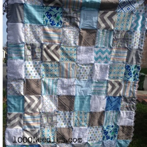 Alcantara Baby Boy Quilt March 23, 2014