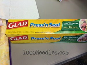 How come I never know what Press 'n Seal is until I get to class?