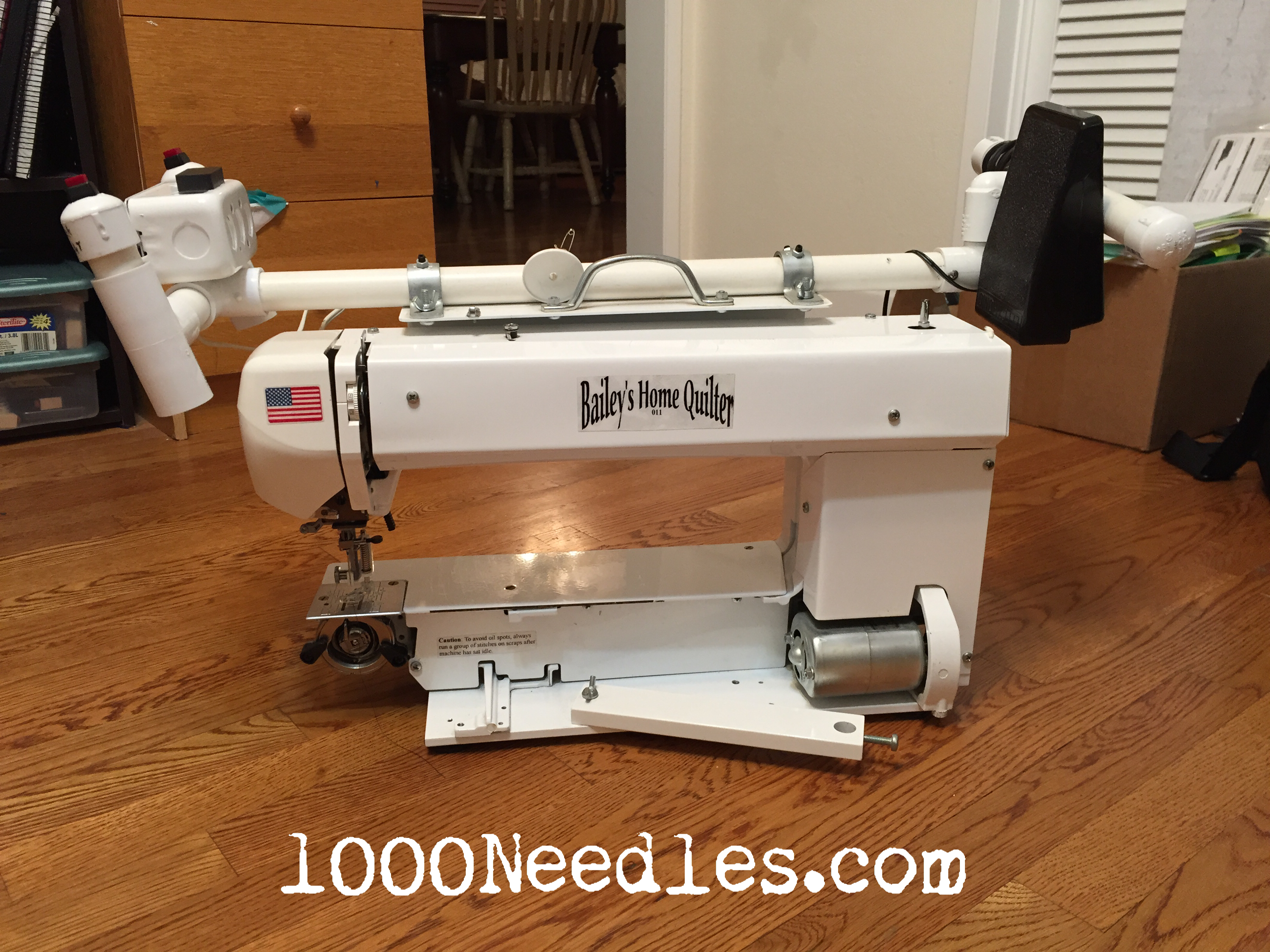 Mid Arm Quilting Machines For Home Use Bailey S Home