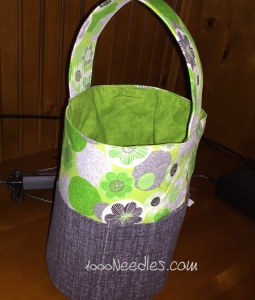 Melanie's Bucket Bag 3/1/15