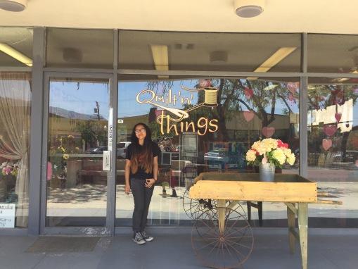 Quilt 'n Things Montrose, CA 6/19/2015