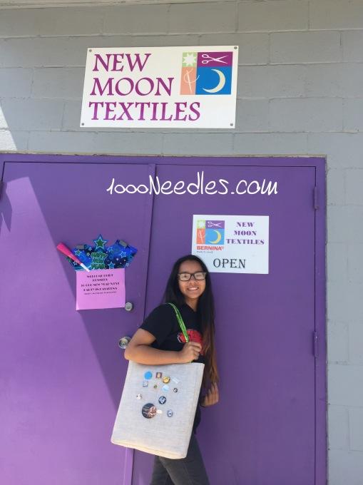 New Moon Textiles Pasadena, CA 6/19/2015