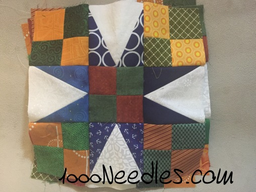 Celtic Solstice Step 6 Block A 6 done 10/17/2015