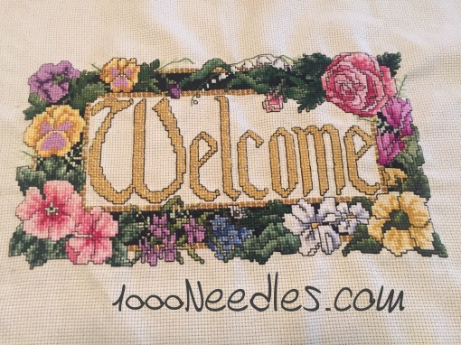 Welcome Finished! 7/14/2016
