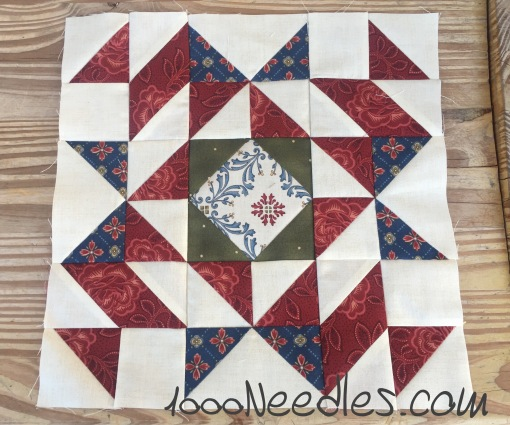 Provence Block 12 Finished! 7/19/2016