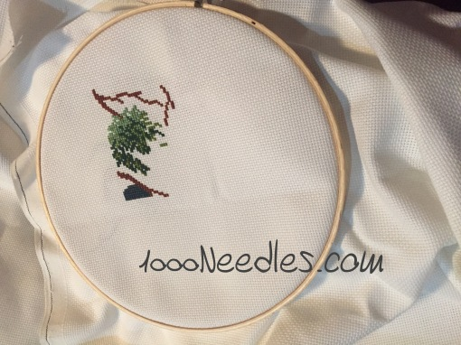 Farmland Cross Stitch 4/21/2016