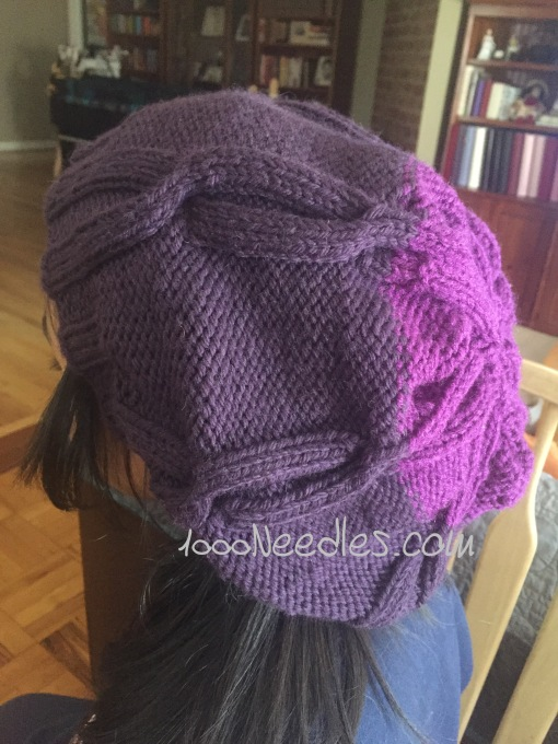 Rosie Hat Finally Complete! 5/22/2016