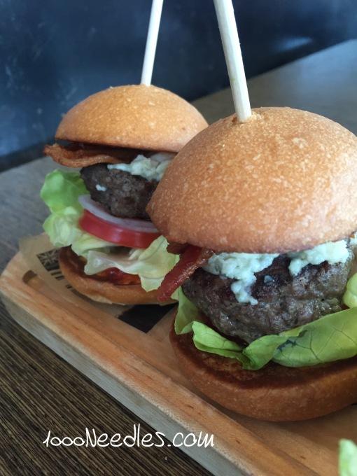 Bacon Bleu Sliders Cafe 6 8/5/2016