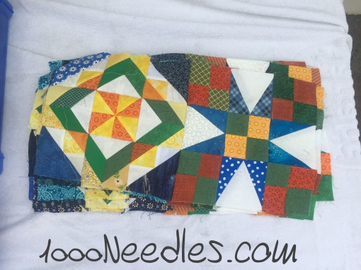 Celtic Solstice More pairs of Block A and B 11/2/16