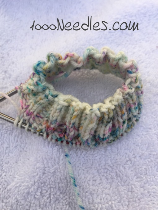 Snowberry socks 1/17/17