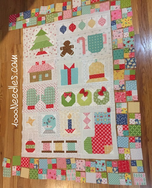 Have yourself a quilty little Christmas! 2/13/2017